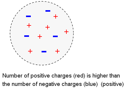 Electric Charges - Positively Charged - Example 3