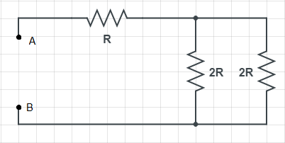 electric circuit series / parallel