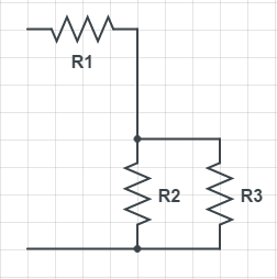 electric circuit parallel resistors